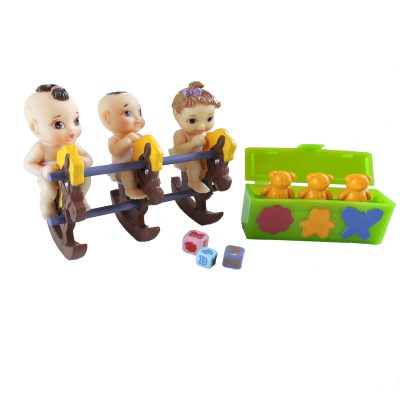 Baby in my pocket Triplets Play Time