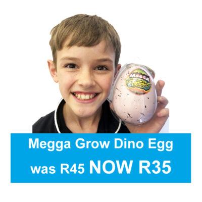 megga dino egg