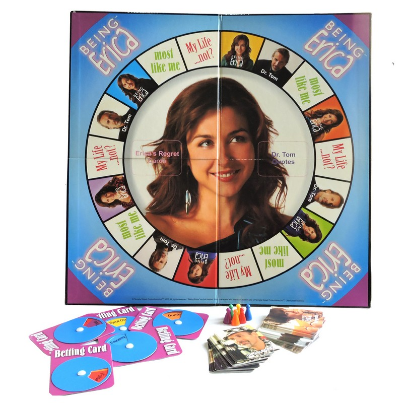 Being Erica Family Board Game