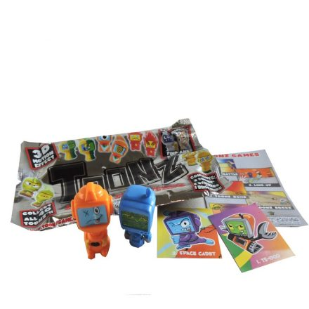 Toonz Micro Monster Figurines Foil Packet