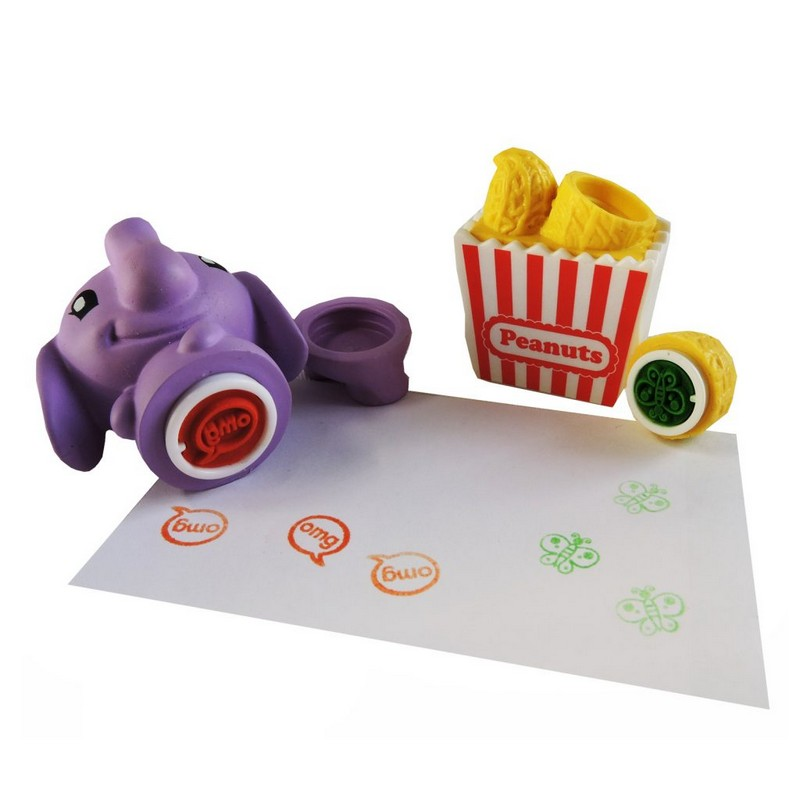Inky Dinks Collectable Stamp Sets