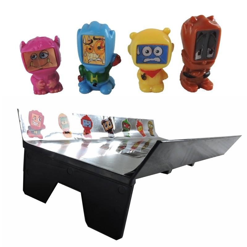 Toonz Micro Monsters Ramp Set
