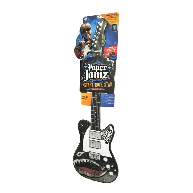 Paper Jamz Guitar The Toy Factory Shop