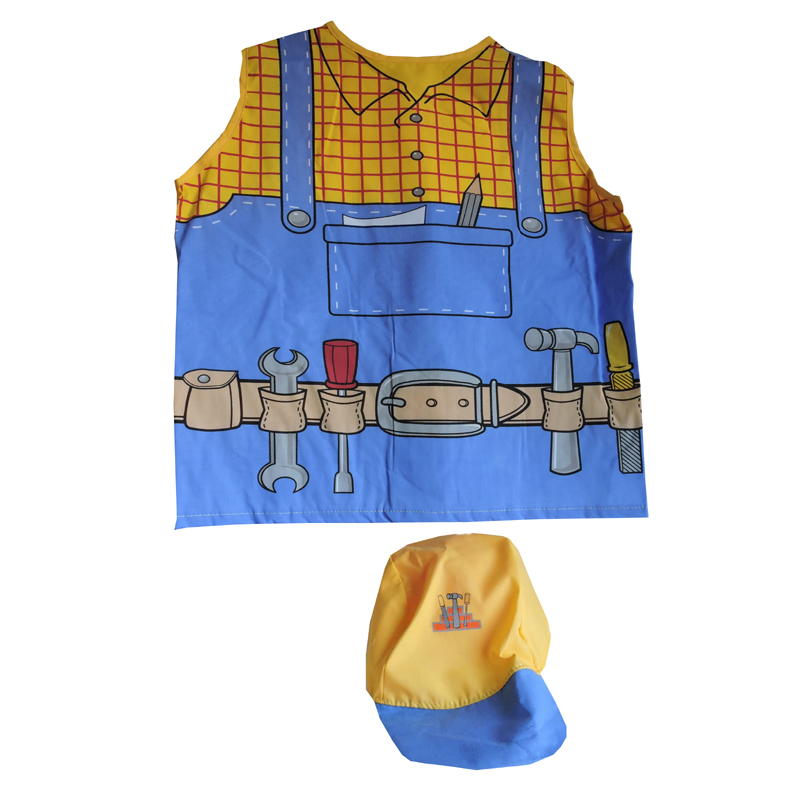 Builder Dress up