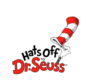 This Fun And Educational Toddlers Game Has A Real Size Dr Seuss Hat With 3 Secret Activity Flaps Dozens Of Exploration Cards Use Your Eyes Ears