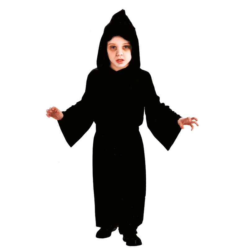 halloween dress up costume robe