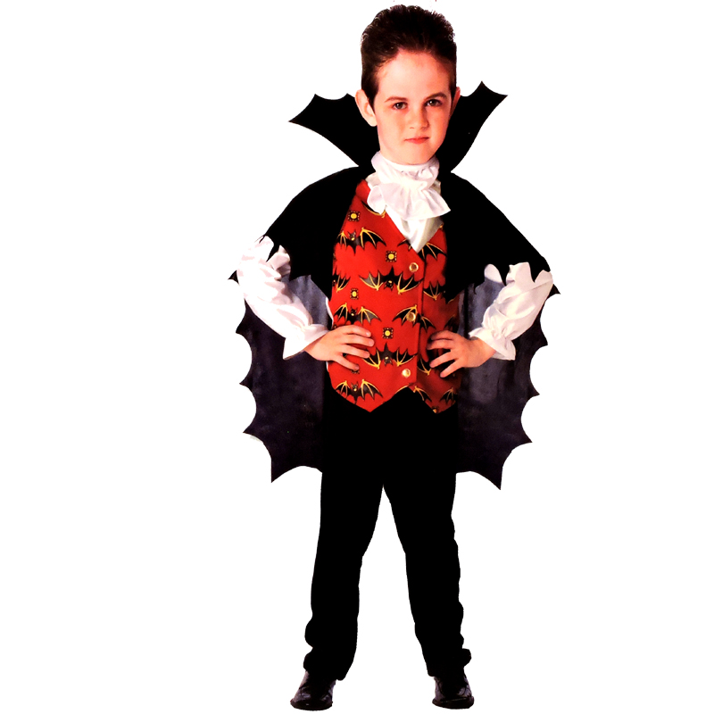 halloween dress up costume dracula
