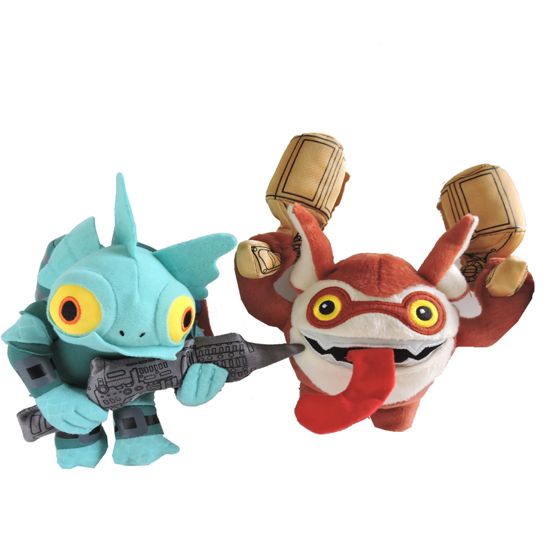 Skylander Plush 20cm Assorted The Toy Factory Shop