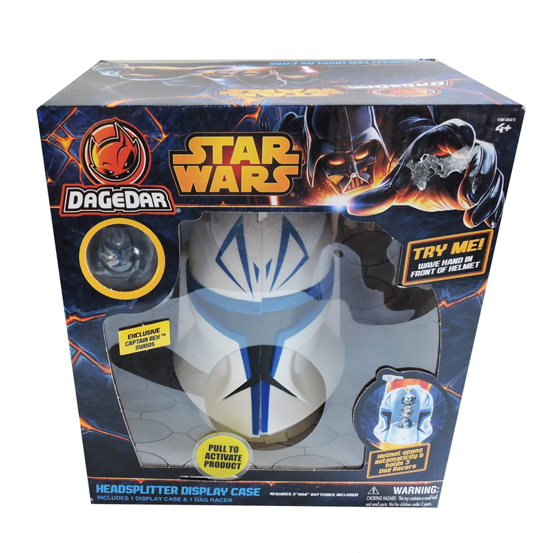 Star Wars Dagedar Head Splitter