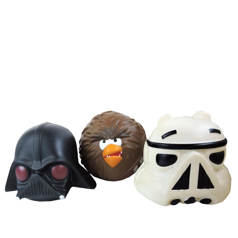 Star Wars Angry Birds Foam flyers