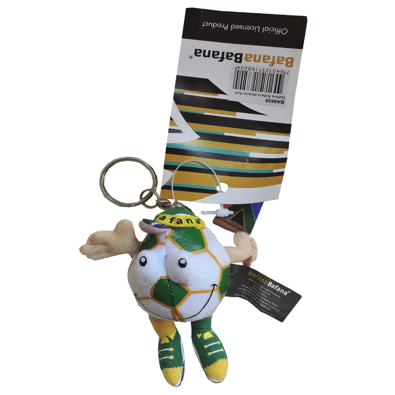 Bafana Diski Key Chain