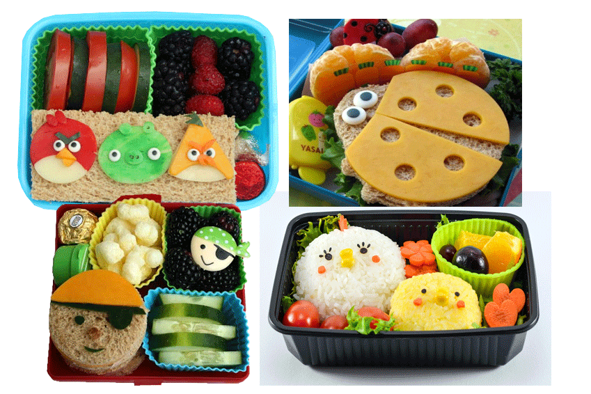 Creating Fun Lunchboxes