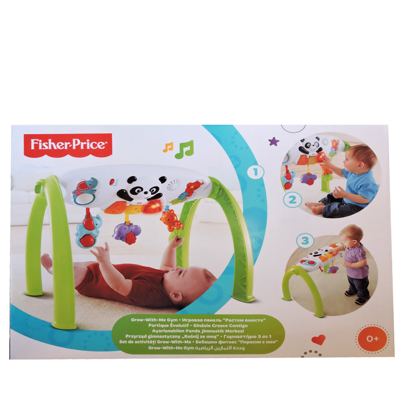 Fisher Price Grow With Me Gym The Toy Factory Shop