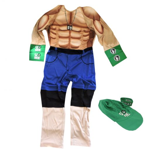 WWE wrestling costume