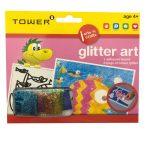 Glitter Art Fish