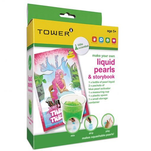 Toby Tower Make Your Own Liquid Pearls