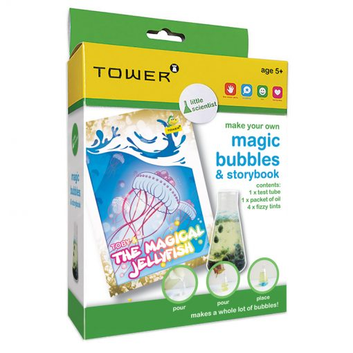 Toby Tower Make Your Own Magic Bubbles