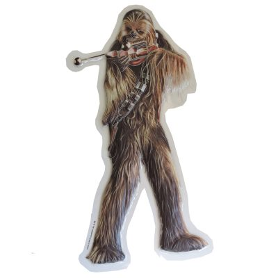Star Wars 3D Glow in the Dark Pop Up Stickers