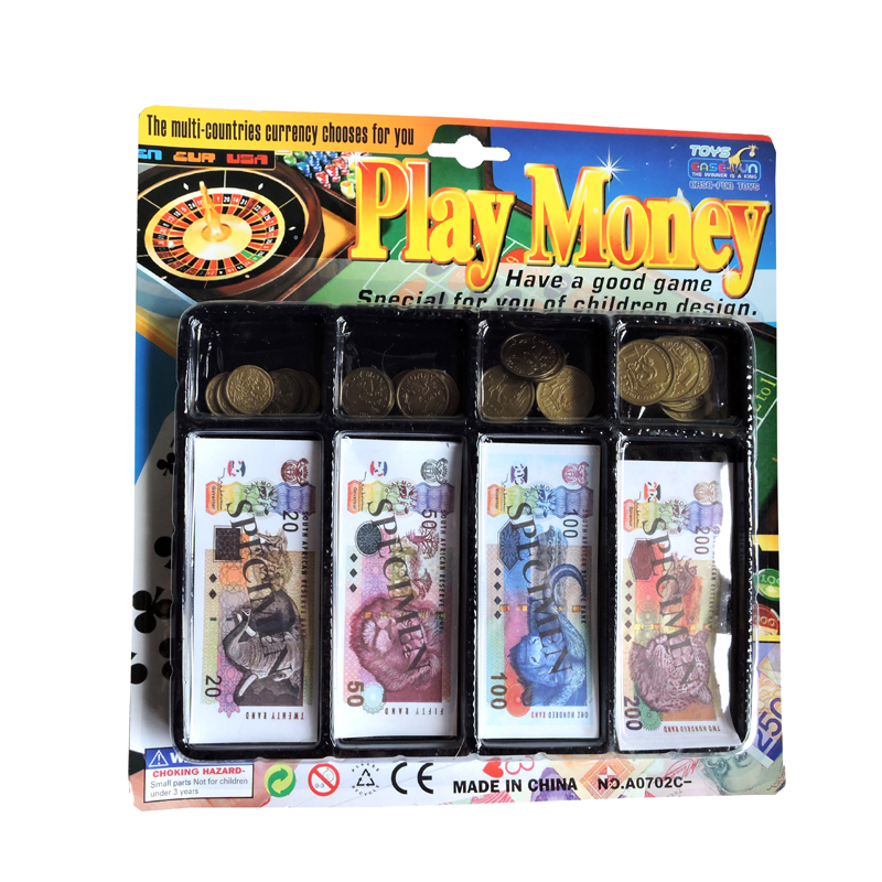Play Money Toy : Play money the toy factory shop