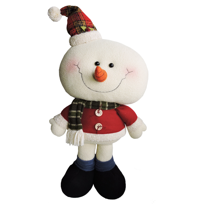 Snowman With Big Head * The Toy Factory Shop