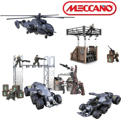 Gears of War Meccano Construction Set