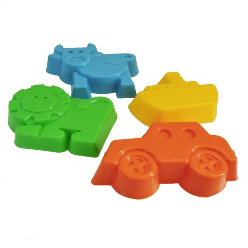 Smile Sand / Jelly Moulds