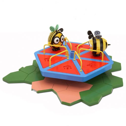 The Hive Merry-go-Round Playset