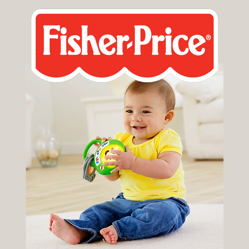 Fisher Price Learning Keys * The Toy Factory Shop