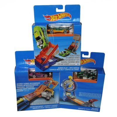 Hot Wheels On the go Sets