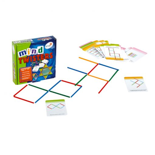 mind twisters game