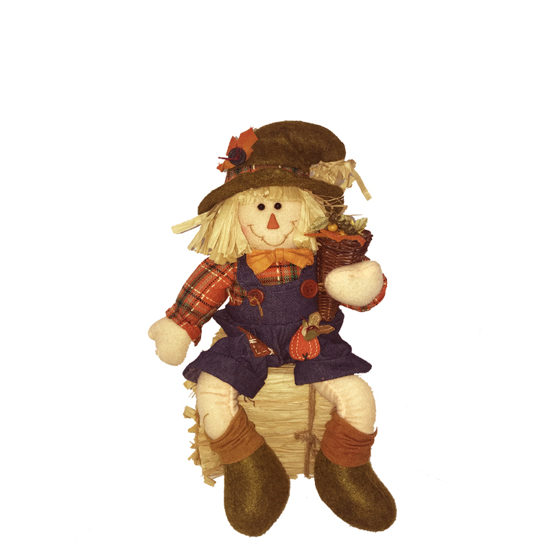 Small scarecrow dolls assorted the toy factory shop for Scarecrow home decorations co ltd