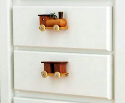 upcycled door knobs