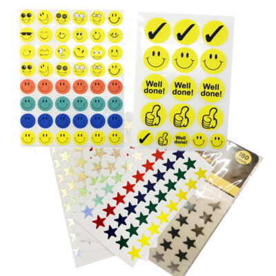reward stickers bulk