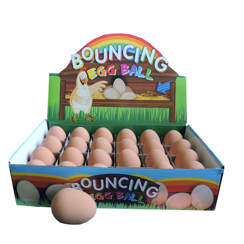 Bouncing Chicken Egg