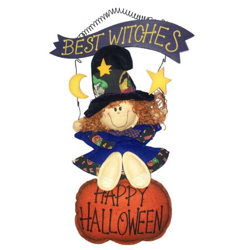Halloween Decor witch