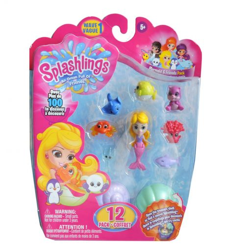 Splashlings 12 pack