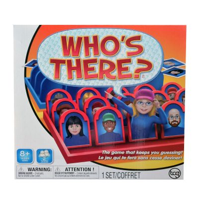 Who's There Family Game