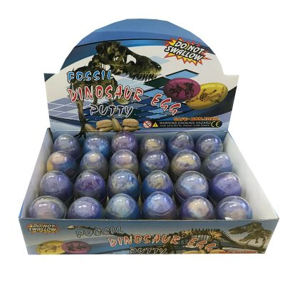 dinosaur putty