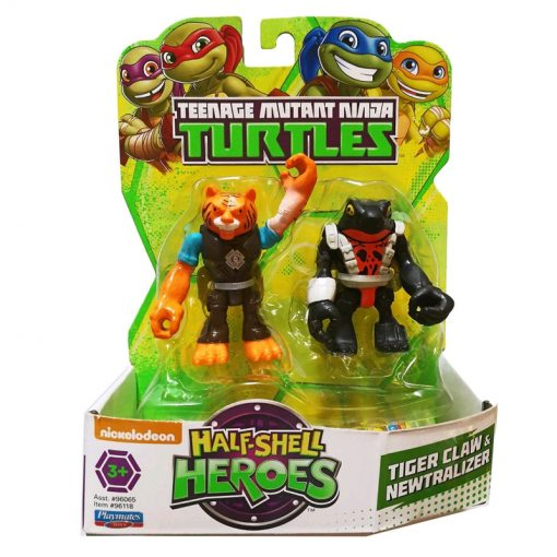 tmnt tiger claw & newtralizer