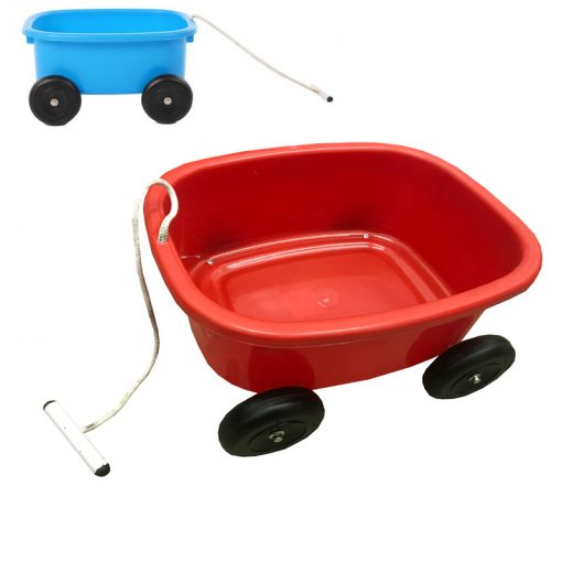 kids pull wagon