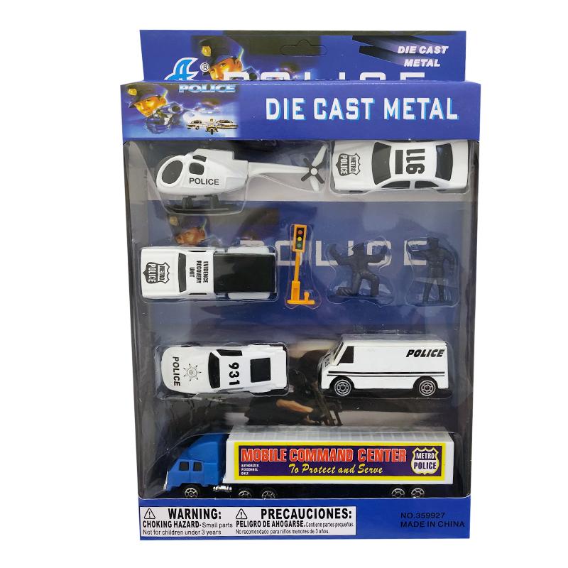 toy police car