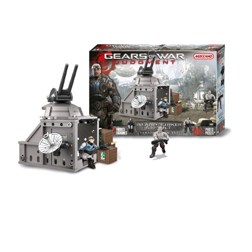 Meccano - Gears of War Island Bunker Assault
