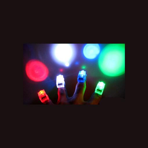 finger beam lazer