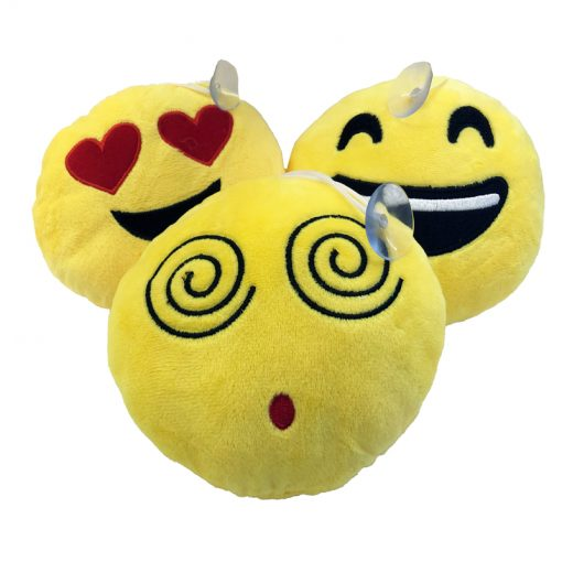 emoji plush