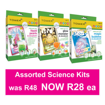 Tower Science Kits