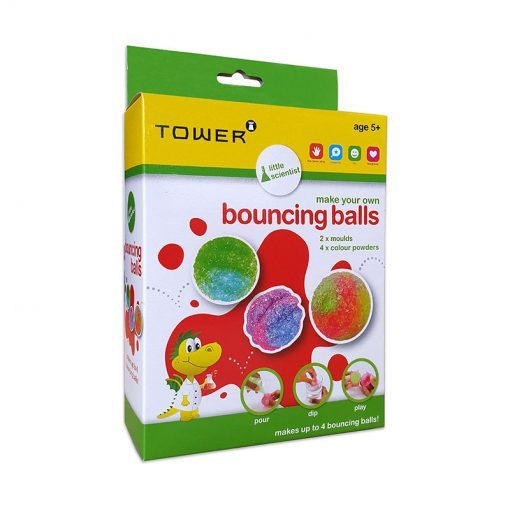 Toby Tower Make Your Own Bouncing Balls
