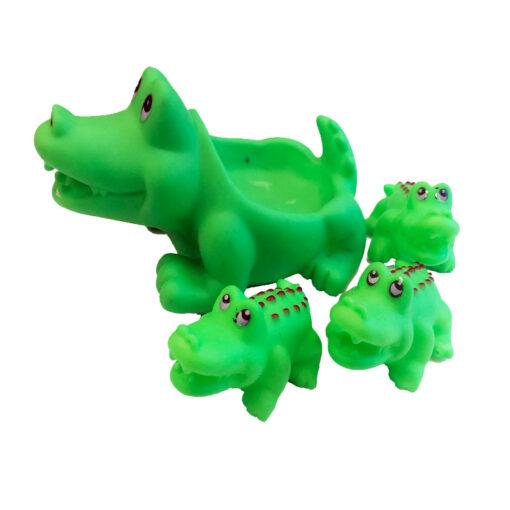 crocodile bath