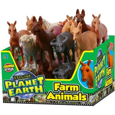planet earth farm animals
