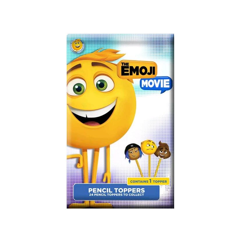 emoji foil bag pencil