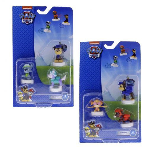paw patrol stampers blister 3